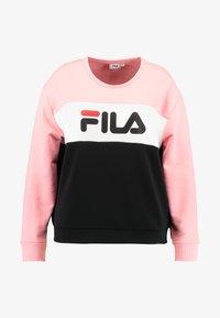 black/quarz pink/bright white