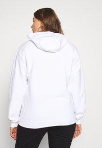 Fila Plus - PURE HOODY - Hoodie - bright white - 2