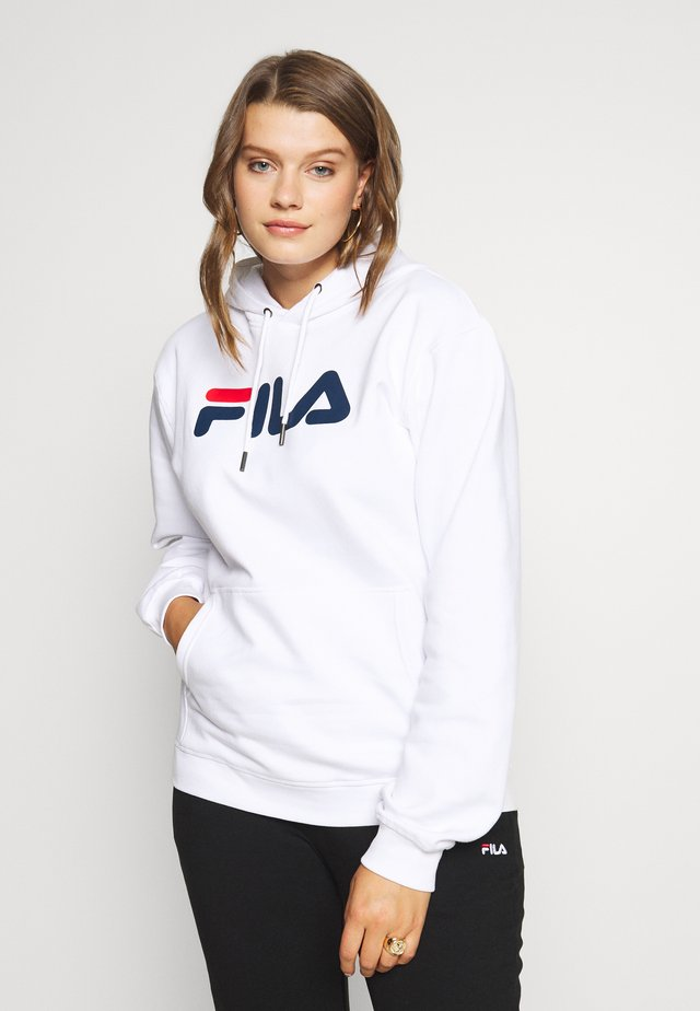 PURE HOODY - Luvtröja - bright white