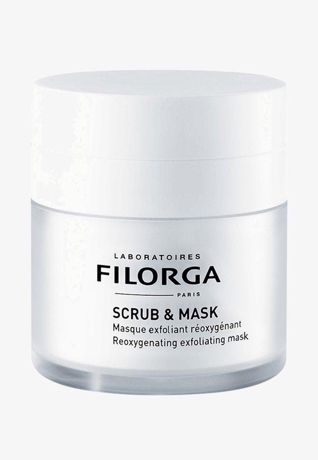 FILORGA FILORGA SCRUB AND MASK REOXYGENATING EXFOLIATING MASK - Face scrub - -