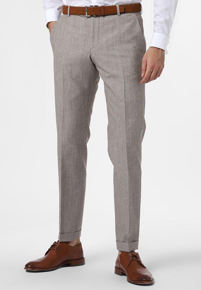 Suit trousers - beige