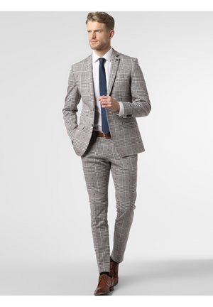 Suit jacket - beige marine