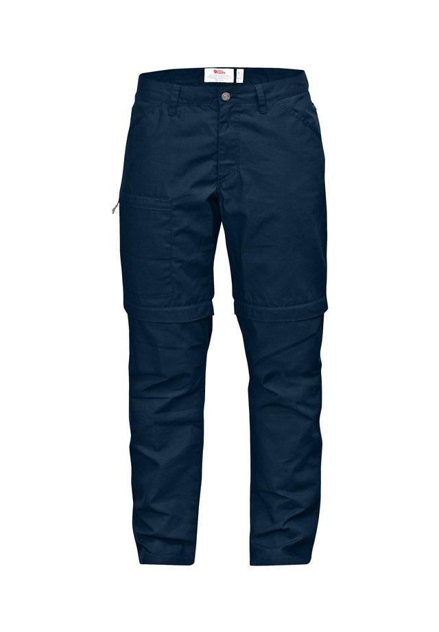 Trousers - blau (296)