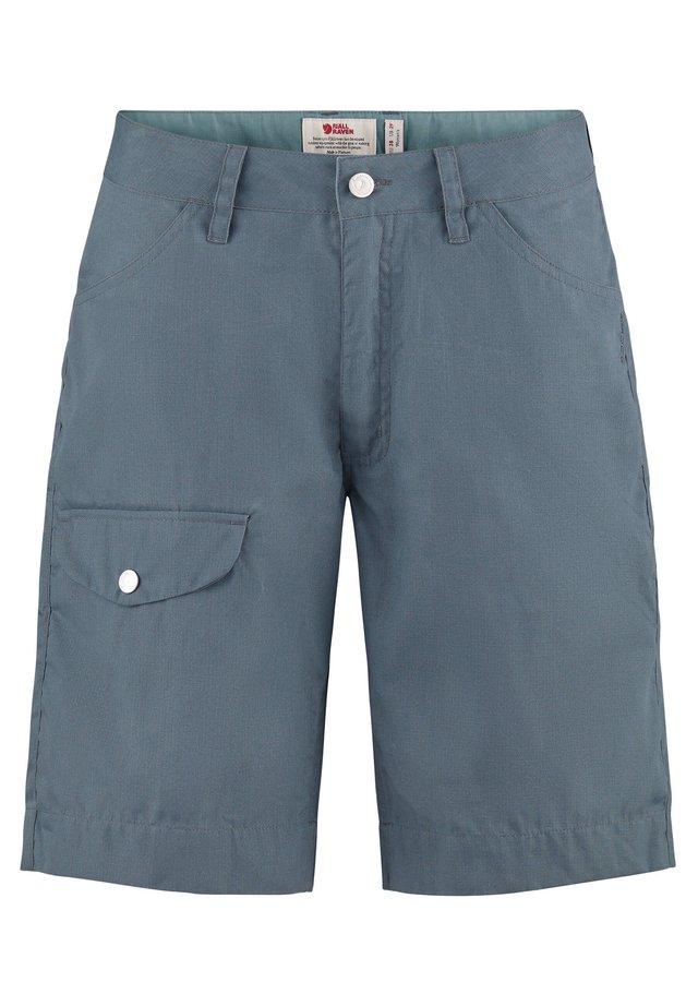 Shorts - rauchblau (304)