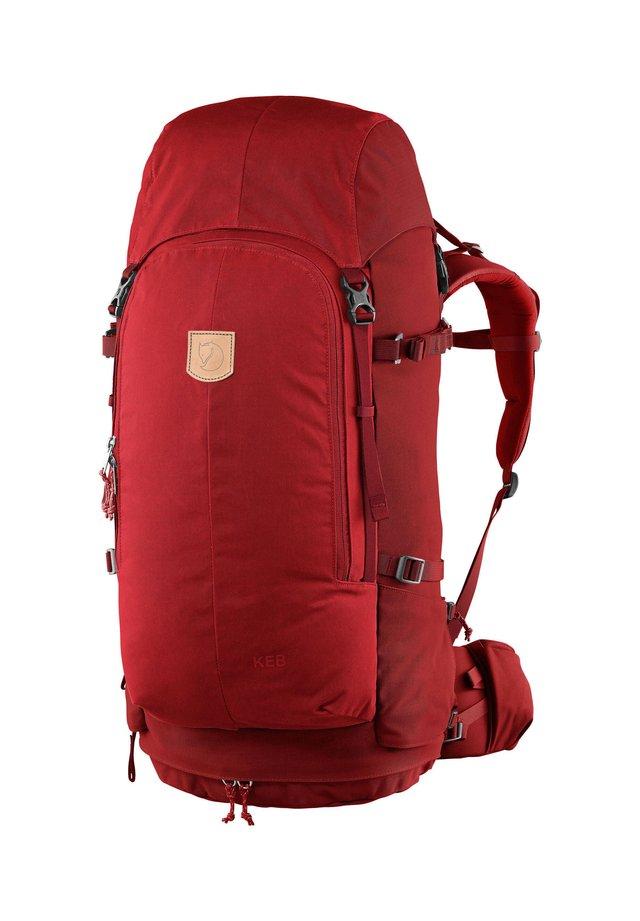 Backpack - dunkelrot (509)