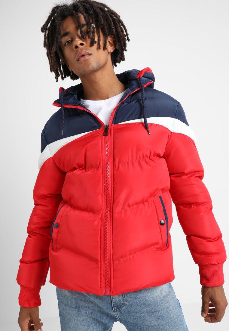 French Kick - SKYLARK - Winter jacket - red