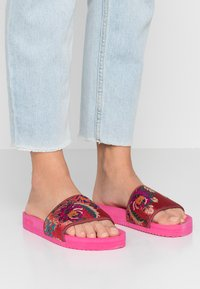 flip*flop - POOL ASIA - Mules - very pink - 0