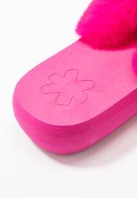 flip*flop - FAT CROSS  - Mules - very pink - 2