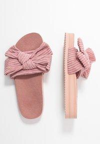 flip*flop - POOL BOW - Pantofle - dirty rose - 3