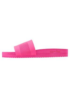 POOL  - Klapki - very pink