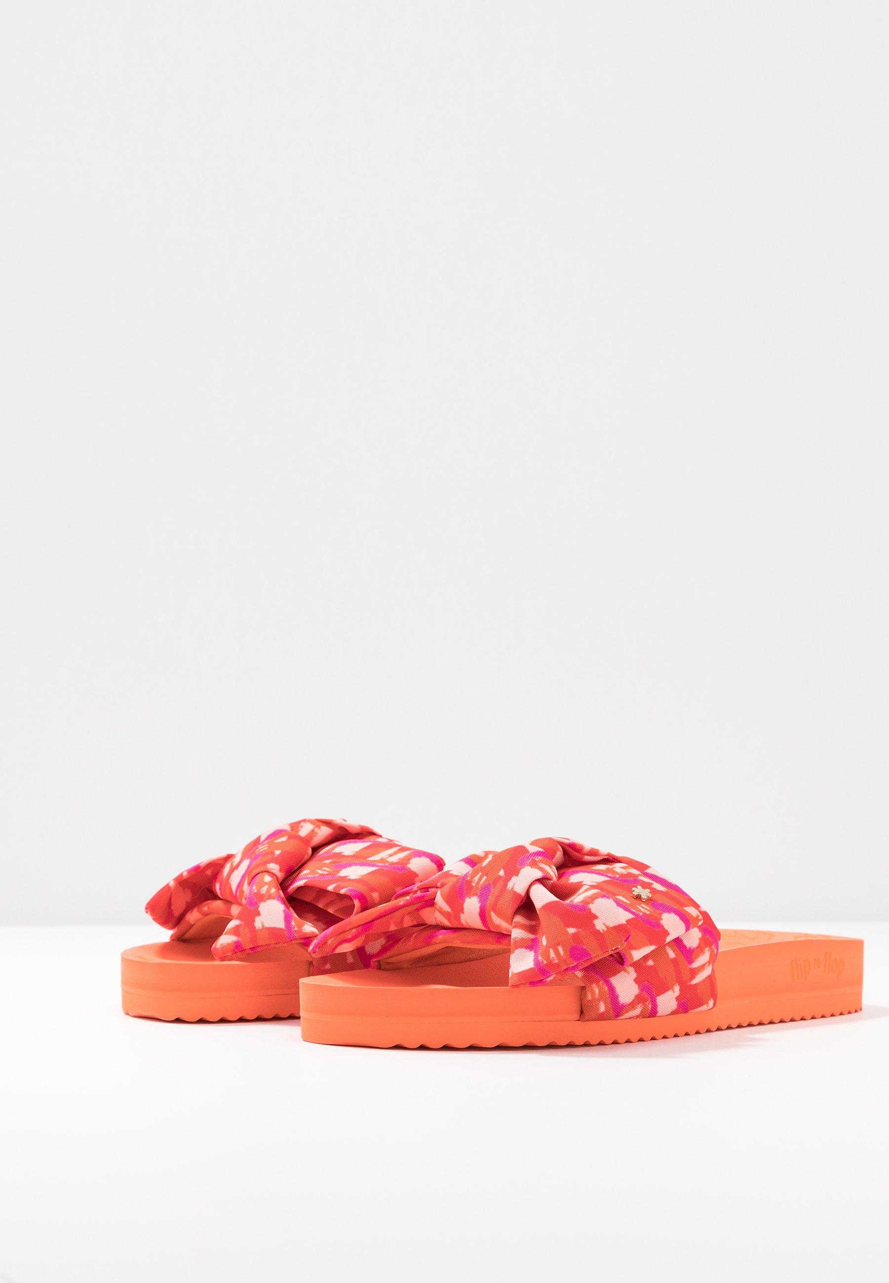 flip*flop POOL BOW PAINT - Sandaler - cantaloupe
