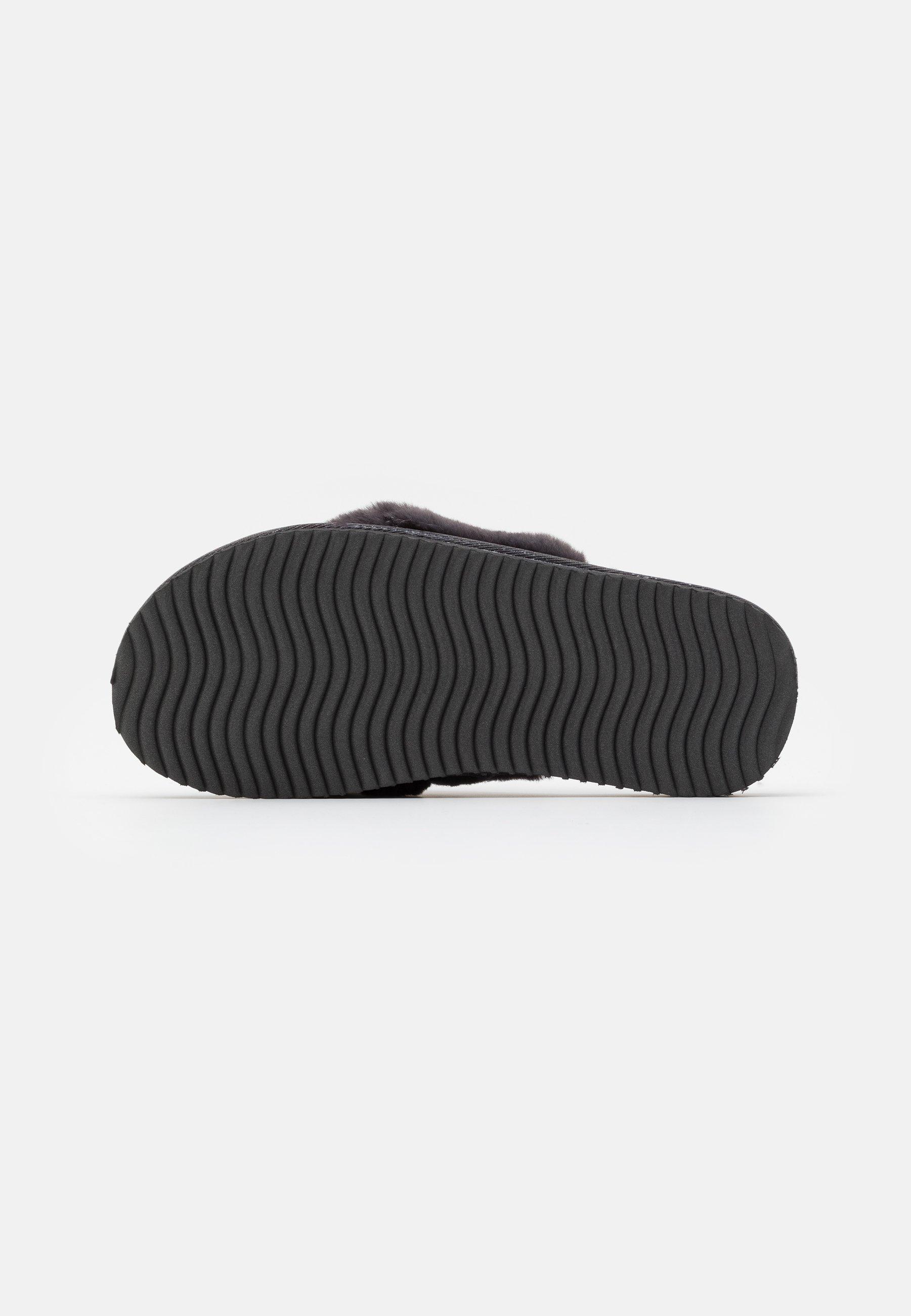 flip*flop ORIGINAL  - Hausschuh - dark grey hioQ30