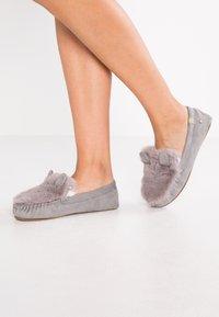 flip*flop - LOAFER MOUSE - Tofflor & inneskor - grey - 0
