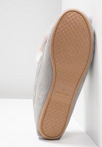 flip*flop - LOAFER MOUSE - Tofflor & inneskor - grey - 6