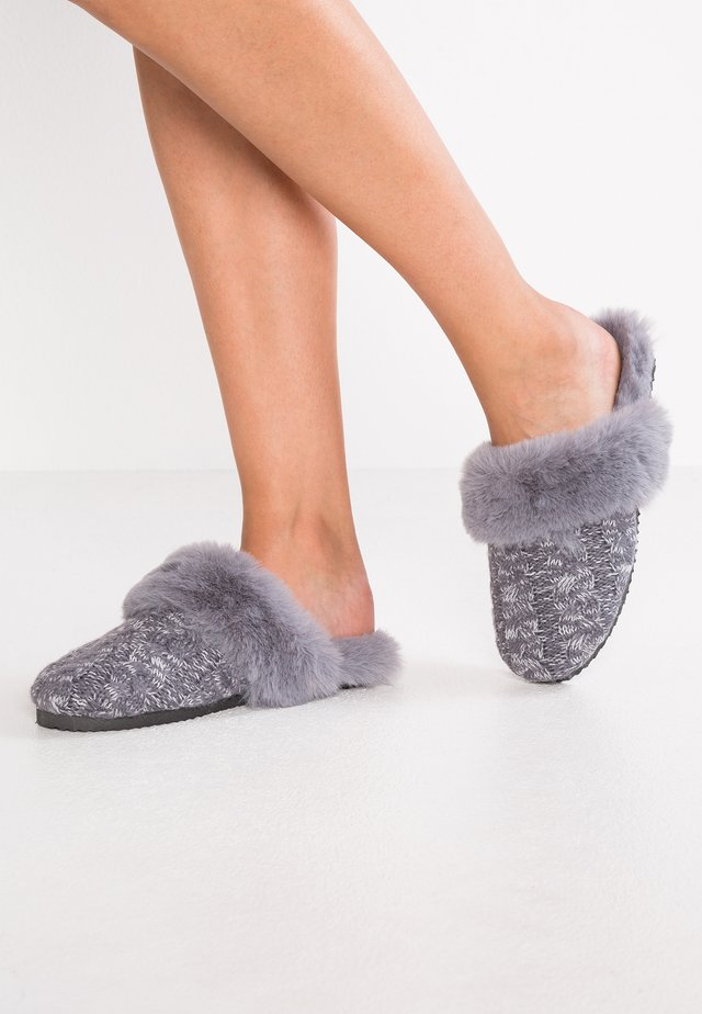 SLIP - Slippers - grey