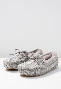 flip*flop - LOAFER - Pantofole - grey - 4
