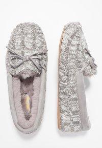 flip*flop - LOAFER - Pantofole - grey - 3