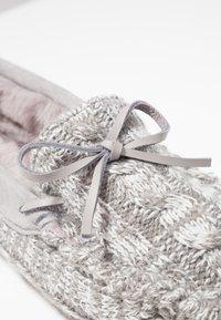 flip*flop - LOAFER - Pantofole - grey - 2
