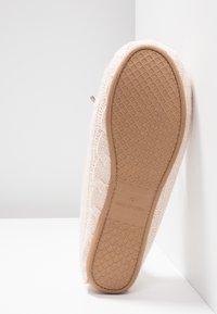 flip*flop - LOAFER - Tofflor & inneskor - powder - 6