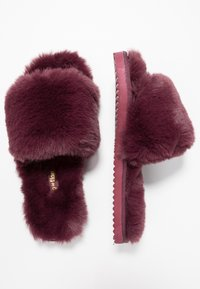 flip*flop - SLIDE - Slippers - dark berry - 3