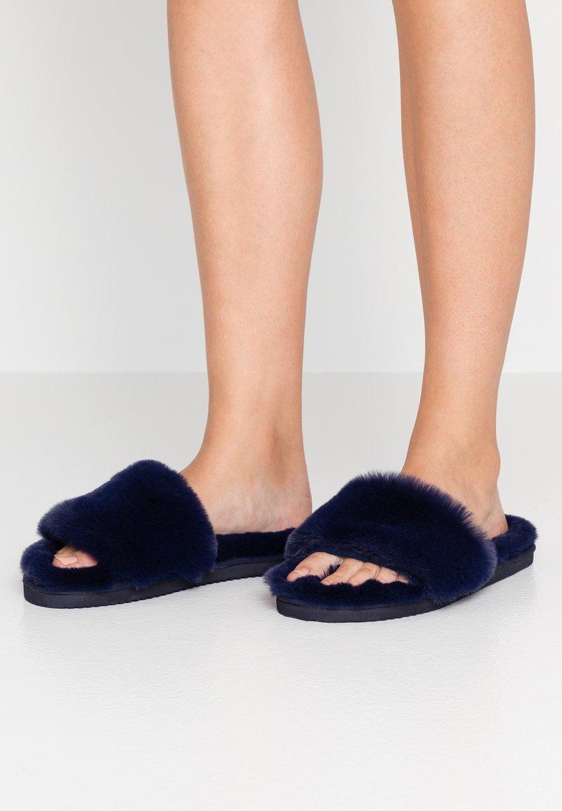 flip*flop - SLIDE - Domácí obuv - deep night