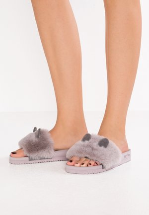 POOL MOUSE - Slippers - grey