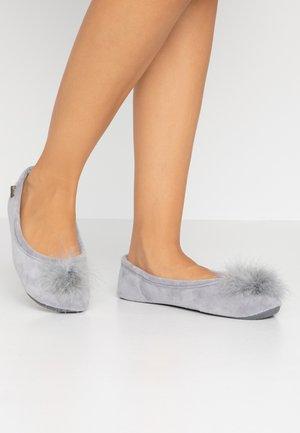 BALLET - Domácí obuv - steel