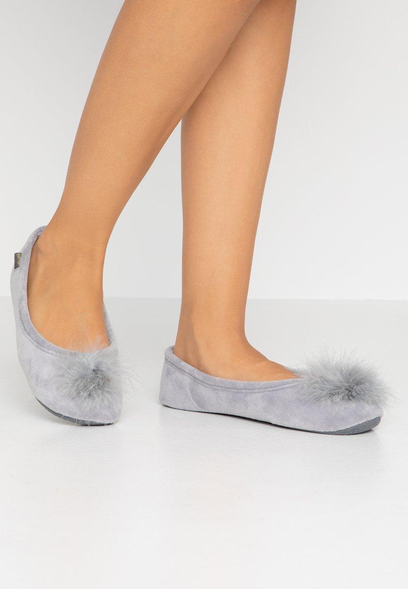 flip*flop - BALLET - Tofflor & inneskor - steel