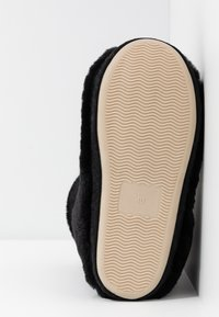 flip*flop - COTTAGE MATE ZIP - Pantoffels - black
