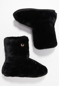 flip*flop - COTTAGE MATE ZIP - Pantoffels - black - 3