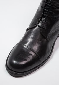 Florsheim - CANYON - Bottines à lacets - black - 5