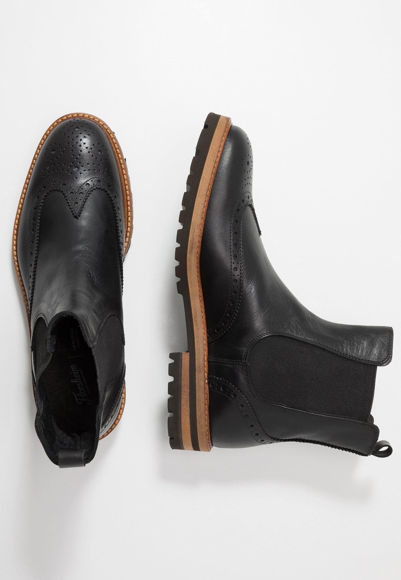 Florsheim RICHARDS - Stivaletti - black