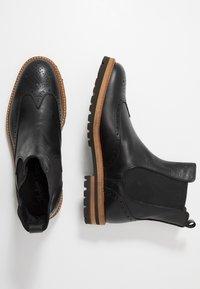 Florsheim - RICHARDS - Classic ankle boots - black - 1