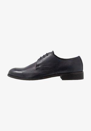 CANYON - Elegantní šněrovací boty - blue