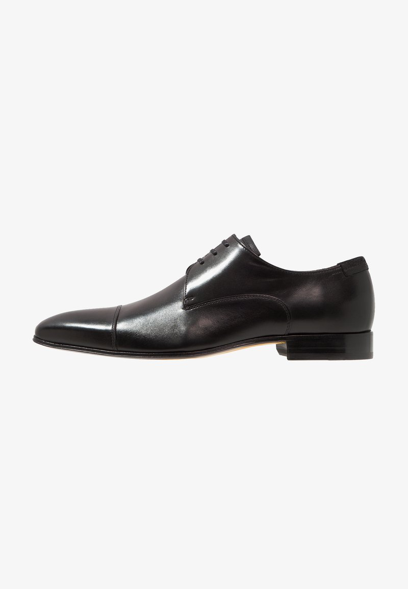 Floris van Bommel - Smart lace-ups - black