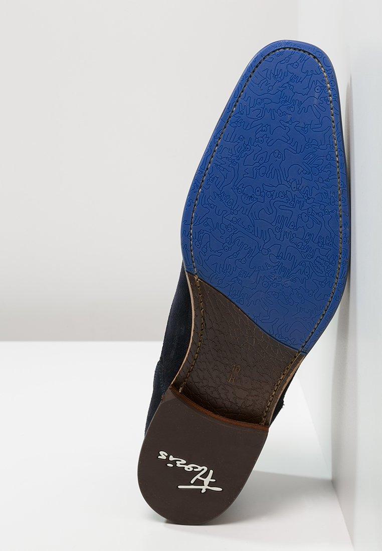 Floris van Bommel Sportlicher Schnürer - blue - Black Friday