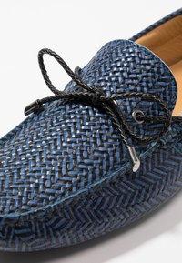 Floris van Bommel - MIAMI - Moccasins - blue - 5