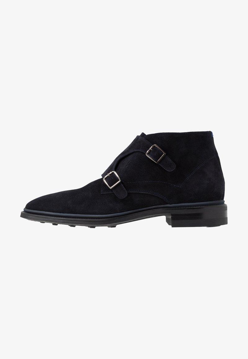 Floris van Bommel - BUMPI - Classic ankle boots - blue