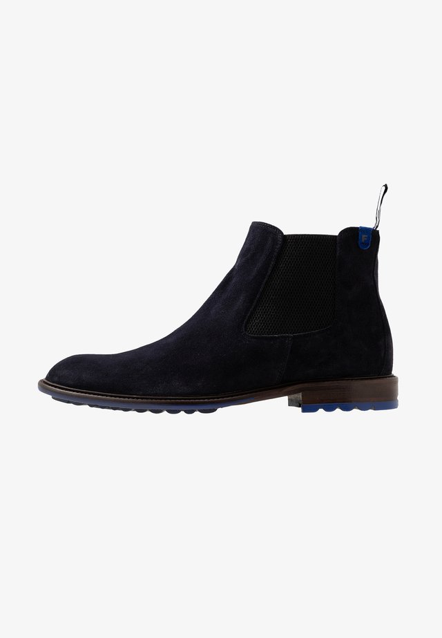 SERI - Kotníkové boty - dark blue