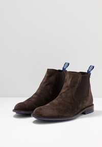 Floris van Bommel - SERI - Botki - dark brown - 2