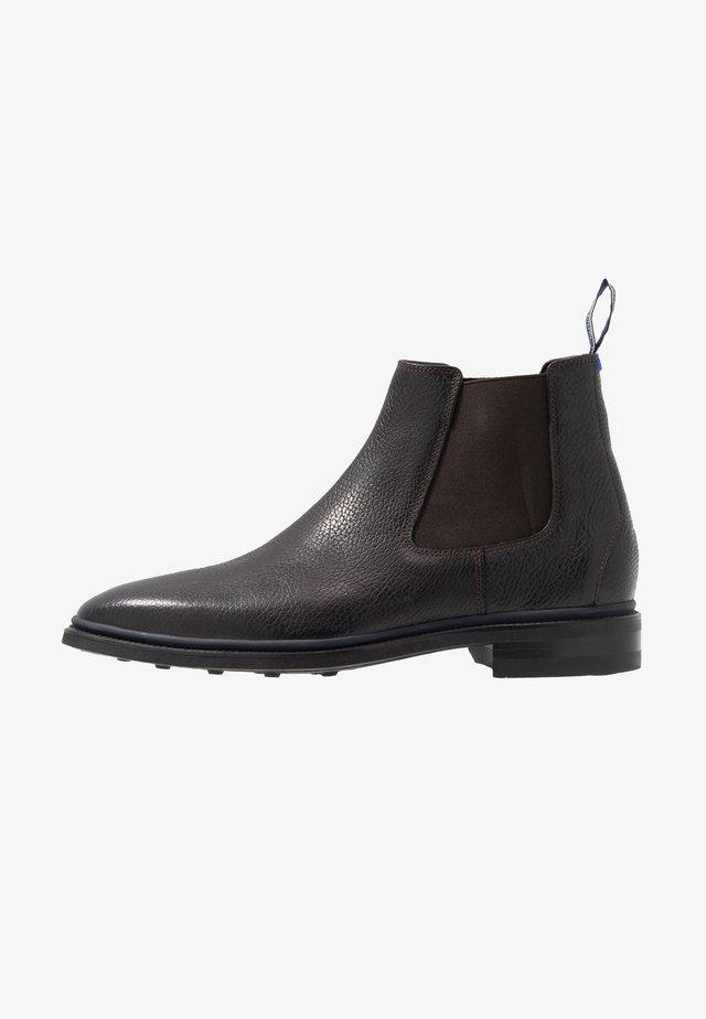 BUMPI - Kotníkové boty - black