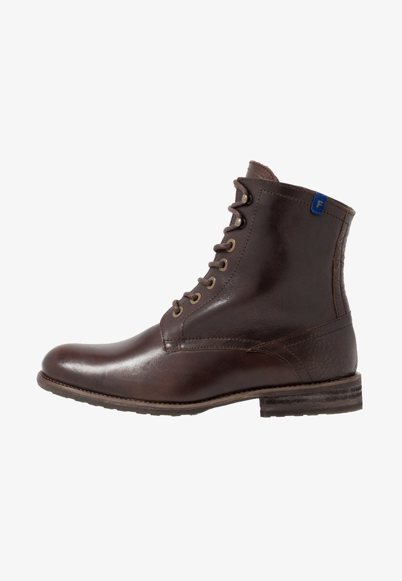Floris van Bommel - FERRI - Lace-up ankle boots - brown