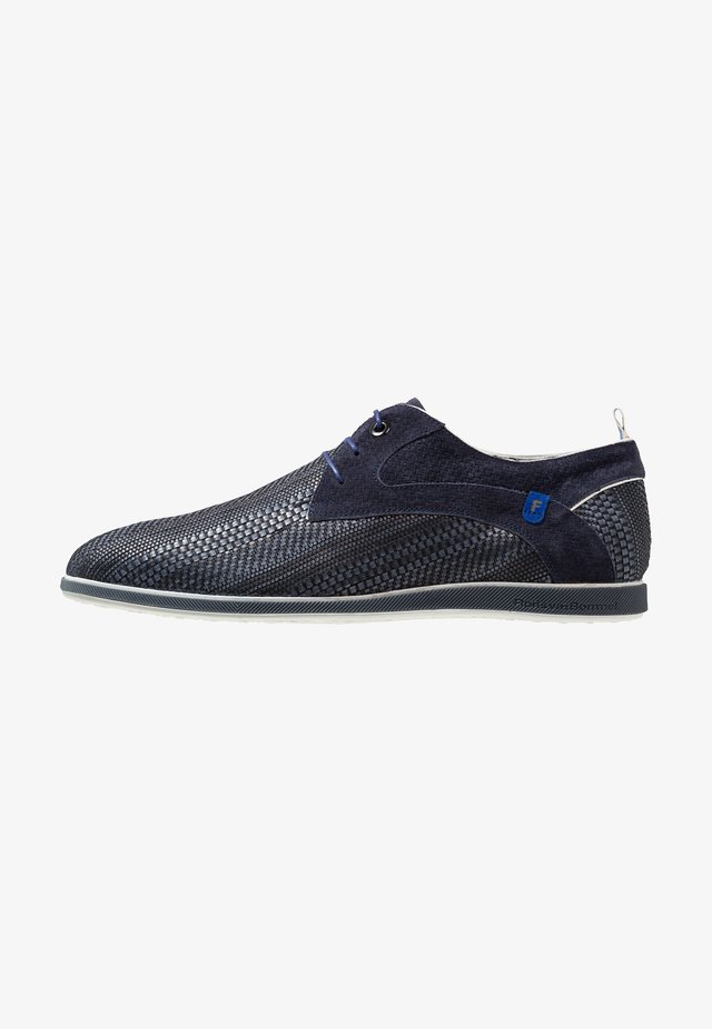 PRESLI - Casual lace-ups - dark blue