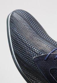 Floris van Bommel - PRESLI - Volnočasové šněrovací boty - dark blue - 5