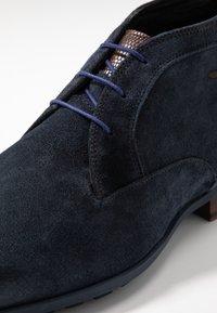 Floris van Bommel - GOMMI - Sznurowane obuwie sportowe - drak blue - 5