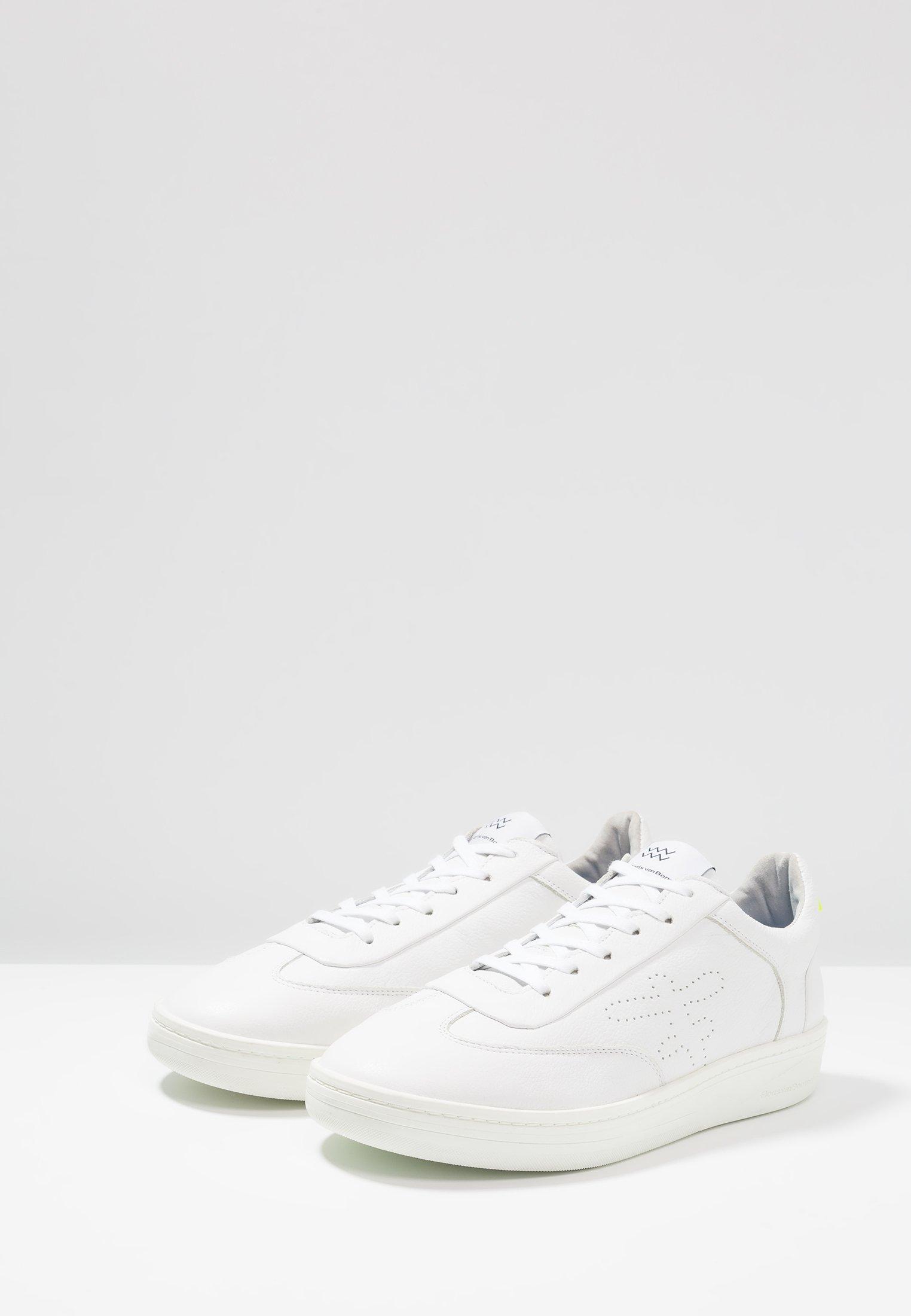 Floris van Bommel WEMBLI - Sneakers - white grain