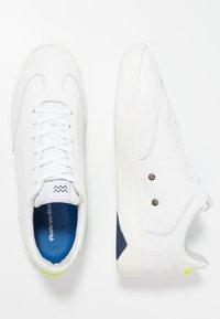 Floris van Bommel - WEMBLI - Sneakersy niskie - white grain - 1