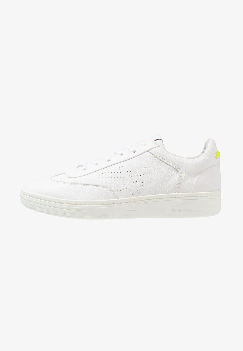 Floris van Bommel - WEMBLI - Sneakersy niskie - white grain