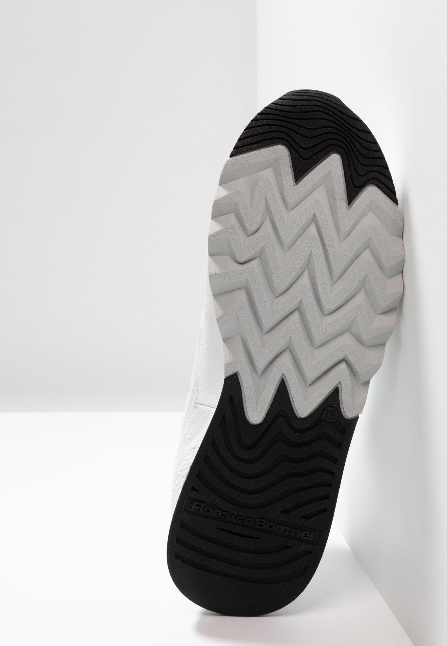 Floris van Bommel NINETI - Baskets basses white