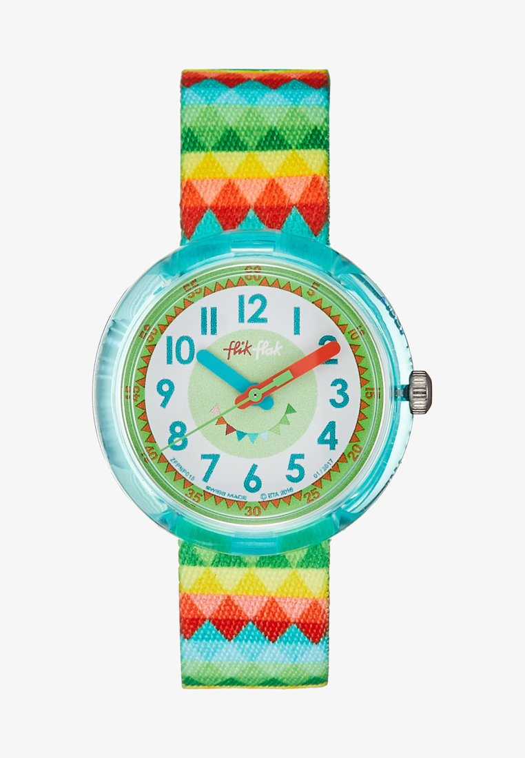 Flik Flak - SWEET FLAGS - Horloge - green